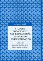 Student Engagement and Educational Rapport in Higher Education (Paperback)
