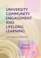 University Community Engagement and Lifelong Learning: The Porous University (Paperback)