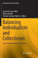 Balancing Individualism and Collectivism: Social and Environmental Justice - Contemporary Systems Thinking (Paperback)