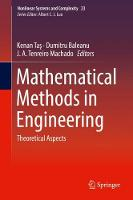 Mathematical Methods in Engineering: Theoretical Aspects - Nonlinear Systems and Complexity 23 (Hardback)