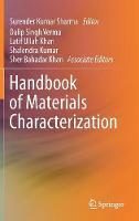 Handbook of Materials Characterization (Hardback)