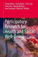Participatory Research for Health and Social Well-Being (Hardback)