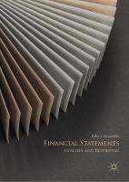 Financial Statements: Analysis and Reporting (Hardback)