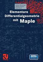 Elementare Differentialgeometrie Mit Maple (Paperback)