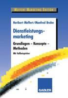 Dienstleistungsmarketing (Paperback)