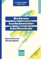 Moderner Kaufmannischer Schriftverkehr (Paperback)