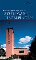 Evangelische Kirchen in Stuttgart-Hedelfingen - DKV-Edition (Paperback)