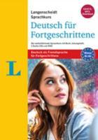 Langenscheidt grammars and study-aids: Deutsch fur Fortgeschrittene (Paperback)