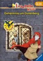 Geheimnis Um Gutenberg (Hardback)