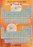 The Ultimate Periodic Table - Look - Think - Learn (Paperback)