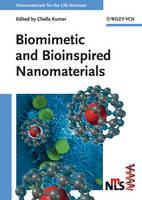 Biomimetic and Bioinspired Nanomaterials - Nanomaterials for Life Sciences (VCH) (Hardback)
