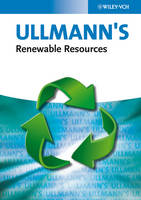 Ullmann's Renewable Resources (Hardback)