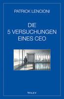 Die 5 Versuchungen eines CEO (Hardback)