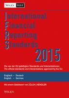 International Financial Reporting Standards 2015 - International Financial Reporting Standards (IFRS) Deutsche-Englische (Paperback)