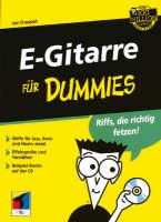 e-Gitarre Fur Dummies - Fur Dummies (Paperback)