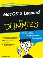 Mac OS X Leopard Fur Dummies - Fur Dummies (Paperback)