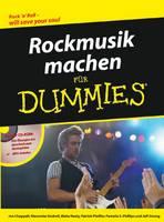 Rockmusik Machen Fur Dummies - Fur Dummies (Paperback)