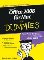 Office 2008 Fur Mac Fur Dummies - Fur Dummies (Paperback)