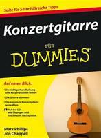 Konzertgitarre fur Dummies - Fur Dummies (Paperback)
