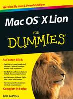 Mac OS X Lion Fur Dummies - Fur Dummies (Paperback)