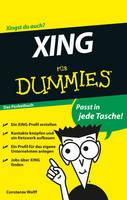 Xing Fur Dummies Das Pocketbuch