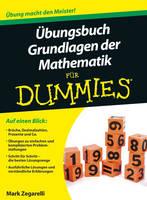 UEbungsbuch Grundlagen der Mathematik fur Dummies - Fur Dummies (Paperback)