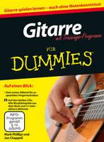 Gitarre fur Dummies Mit Trainings-DVD - Fur Dummies (Paperback)