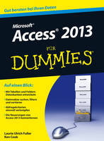 Access 2013 fur Dummies - Fur Dummies (Paperback)