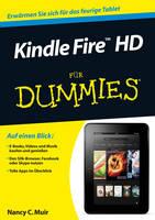 Kindle Fire HD fur Dummies - Fur Dummies (Paperback)
