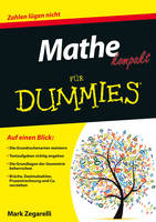 Mathe kompakt fur Dummies - Fur Dummies (Paperback)