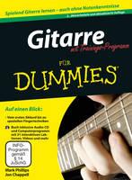 Gitarre fur Dummies mit Trainings-Programm - Fur Dummies (Paperback)