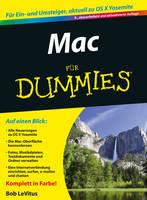 Mac fur Dummies - Fur Dummies (Paperback)