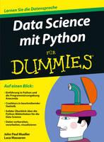 Data Science mit Python fur Dummies - Fur Dummies (Paperback)
