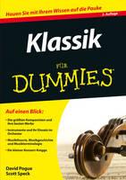 Klassik fur Dummies - Fur Dummies (Paperback)