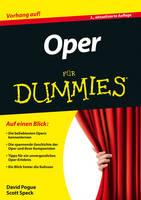 Oper fur Dummies - Fur Dummies (Paperback)