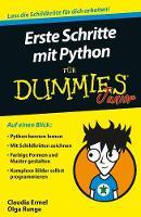 Erste Schritte mit Python fur Dummies Junior - Fur Dummies (Paperback)