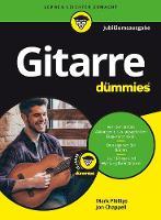 Gitarre fur Dummies Jubilaumsausgabe - Fur Dummies (Hardback)