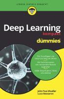 Deep Learning kompakt fur Dummies - Fur Dummies (Paperback)