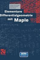 Elementare Differentialgeometrie Mit Maple (Hardback)