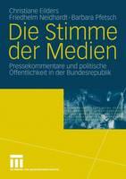 Die Stimme Der Medien (Paperback)
