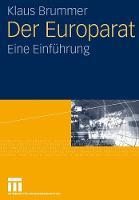 Der Europarat: Eine Einfuhrung (Paperback)