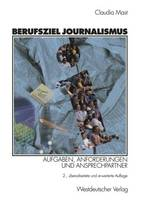 Berufsziel Journalismus (Paperback)