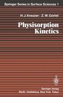 Physisorption Kinetics - Springer Series in Language and Communication 1 (Hardback)