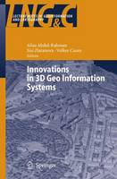 Innovations in 3D Geo Information Systems - Lecture Notes in Geoinformation and Cartography (Hardback)