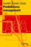 Operations Management - Springer-Lehrbuch (Hardback)