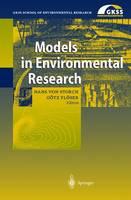 Models in Environmental Research - GKSS School of Environmental Research (Hardback)
