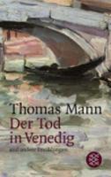 Der Tod in Venedig und andere Erzahlungen (Paperback)