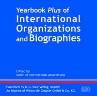 Yearbook PLUS - International Organizations and Biographies 2008/2009