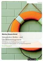 Integriertes Risiko- Und Qualit tsmanagement (Paperback)