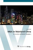 M&A in Mainland China (Paperback)